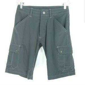 Kuhl Mens 30 Shorts Outdoor Hiking Multi Pocket